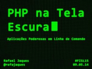 PHP na Tela Escura