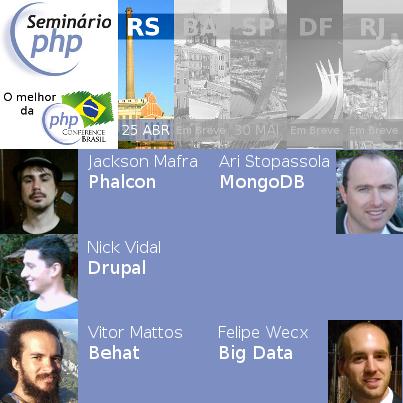 Seminário PHP
