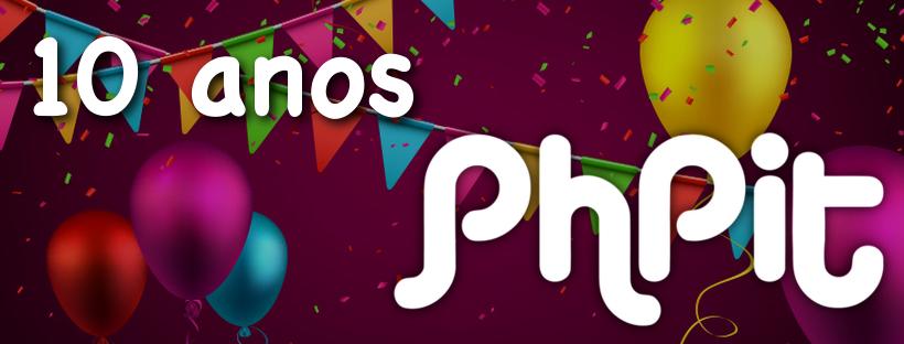 10 anos de PHPit